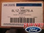 2007 thru 2014 Expedition Navigator OEM Ford Parts Lower Steering Shaft Coupler - Ford (8L1Z-3B676-A)