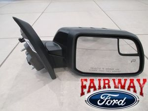 2011 thru 2014 Edge OEM Ford Power Heat Memory w/o Blind Spot PASSENGER RH Mirror - Ford (CT4Z-17682-DAPTM)