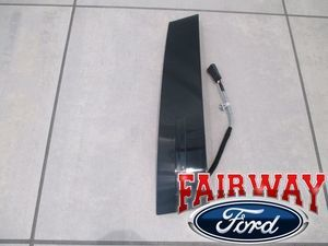 2011 thru 2019 Explorer OEM Ford Door Entry Keypad Pillar Molding Trim LH Driver - Ford (DB5Z-7820555-AC)