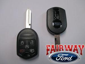11 thru 15 Explorer OEM Genuine Ford Parts Remote Starter Kit w/ Power Liftgate - Ford (DA8Z-19G364-A)