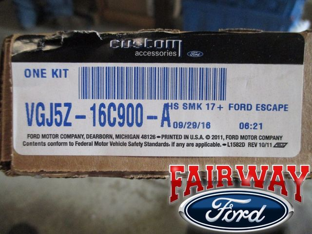Genuine Ford Deflector CJ5Z-7811779-A