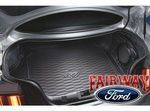 Mustang OEM Genuine Ford Black Cargo Area Protector Mat w/ Subwoofer - Ford (FR3Z-6111600-BA)