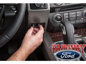 2015 thru 2017 F-150 OEM Genuine Ford Parts In-Dash Trailer Brake Controller Module
