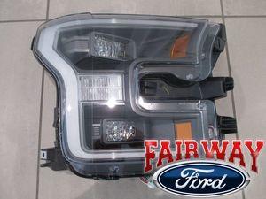 2015 thru 2017 F150 Passenger Side LED Headlight