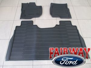 2015 thru 2020 Floor Mat, Tray Liner - Ford (HL3Z-1613300-AA)