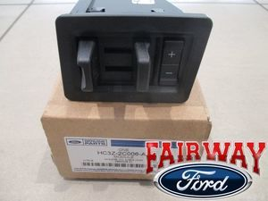 17 thru 18 Super Duty F250 F350 OEM Ford In-Dash Trailer Brake Controller Module - Ford (HC3Z-2C006-AA)