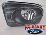 2003 thru 2005 Lincoln LS OEM Ford Fog Driving Lamp Light with Bulb LEFT Driver - Ford (3W4Z-15200-AD)