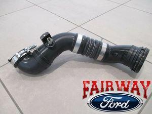11 thru 16 Super Duty OEM Ford 6.7 Diesel Turbo Intercooler Outlet Duct Hose - Ford (BC3Z-6F073-D)