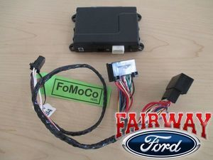 OEM Ford Security System w/ Remote Start uses Factory Flip Key