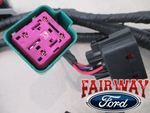OEM Ford Engine Wiring Harness 6.0L 9/23/03 & Later w/ Fuel Heater - Ford (4C3Z-12B637-AA)