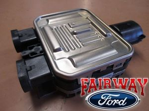 2007 thru 2015 Edge MKX OEM Ford Cooling Fan Control Module Relay w/ Trailer Tow Pkg - Ford (7T4Z-8B658-B)