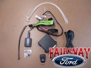 OEM Genuine Ford Parts Remote Start & Security System Kit - Ford (FT4Z-19A361-A-EL3Z-19G364-B)