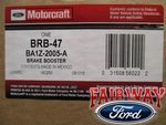 2011 thru 2013 Edge & Lincoln MKX OEM Genuine Ford Power Brake Booster - Ford (BA1Z-2005-A)