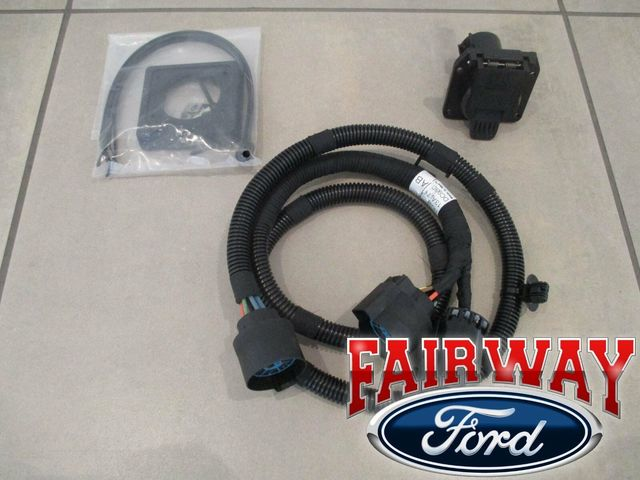 HC3Z-15A416-A 2017 Ford Super Duty F250 F350 F450 F550 OEM Ford In Bed  Trailer Wiring Harness | Fairway Ford Parts | Ford Super Duty 5th Wheel Wiring Harness |  | Fairway Ford Parts