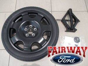 2015 thru 2018 Mustang Spare Tire kit with Jack & Wrench