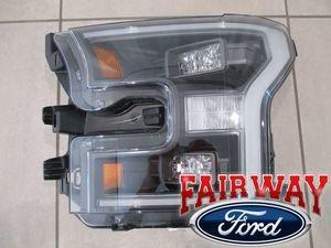 2015 thru 2017 F150 Driver Side LED Headlight