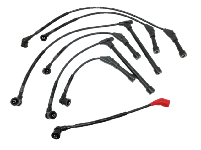 Ignition Spark Plug Wire Cable Set - Nissan (22450-88G25)