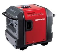 3000W Electric Start Generator - Honda (EU3000IS)