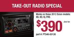 Pioneer(Tm) Standard Audio System