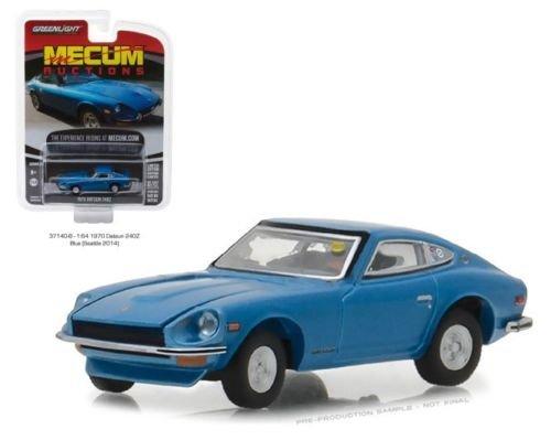 GREENLIGHT MECUM AUCTIONS DATSUN 240Z 1:64 - Nissan (51667)
