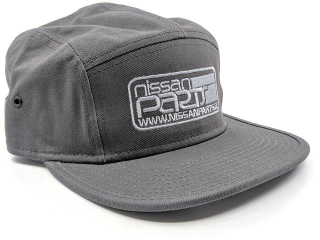 NISSANPARTS OTTO COTTON 5-PANEL HAT - Custom (NPHAT10)
