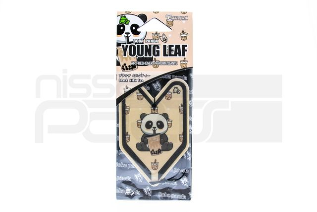 YOUNG LEAF - BOBA PANDA - AIR FRESHENER - Custom (10183)