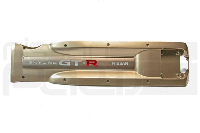 R34 GT-R RB26DETT NUR V2 VALLEY COVER W/ EMBLEM - Nissan (M-13287-AB000)
