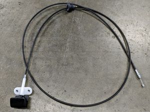 Hood Release Cable (S13 FB) - Nissan (65620-35F45)