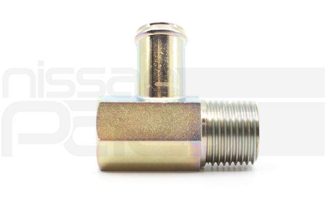 WATER OUTLET CONNECTOR (240Z 260Z 280Z) - Nissan (27195-E4400)