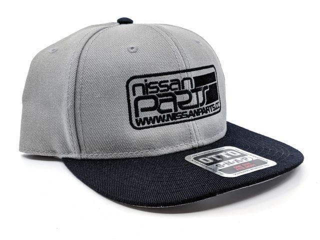 NISSANPARTS OTTO WOOL BLEND SNAPBACK HAT - Custom (NPHAT1)