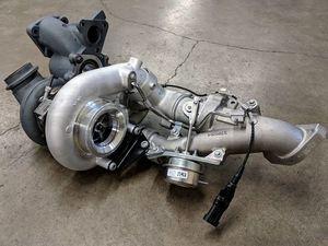 Turbocharger (CEV8D1 CUMMINS TITAN) - Nissan (144D1-EZ49CRE)