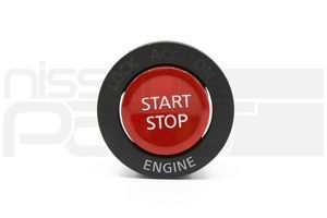 START BUTTON (R35 GT-R) - Nissan (25151-JF00A)