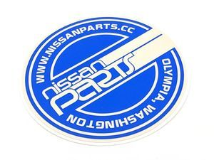"NISSANPARTS 4"" BB & CREAM"