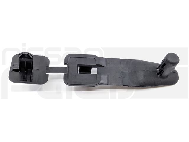 Bracket-Carpet, Front (S14 S15 R33 R34 Z33 Z34 R35 +more) - Nissan (74985-40U00)