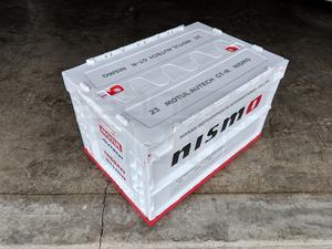 NISMO 50L BOX - WHITE - Nissan (M-KWA6A-60K00WT)