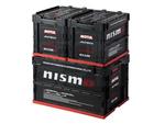 NISMO 50L BOX - BLACK - Nissan (M-KWA6A-60K00BK)