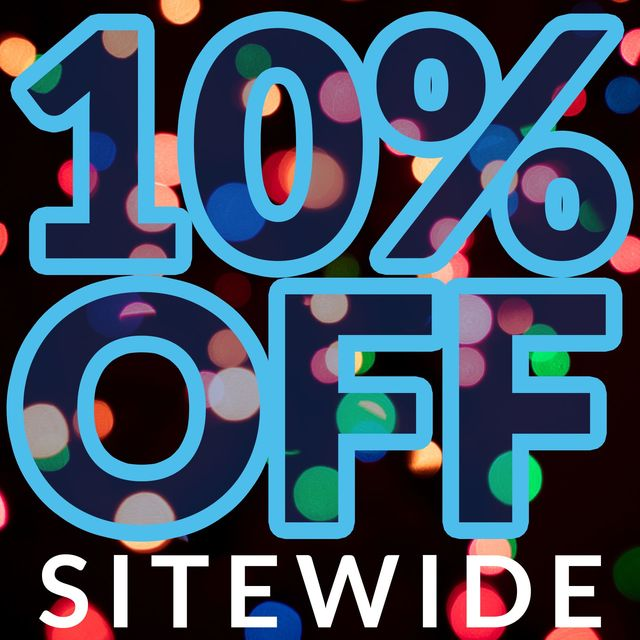 10% OFF SITE WIDE (code: BF10) - Custom (BF10)