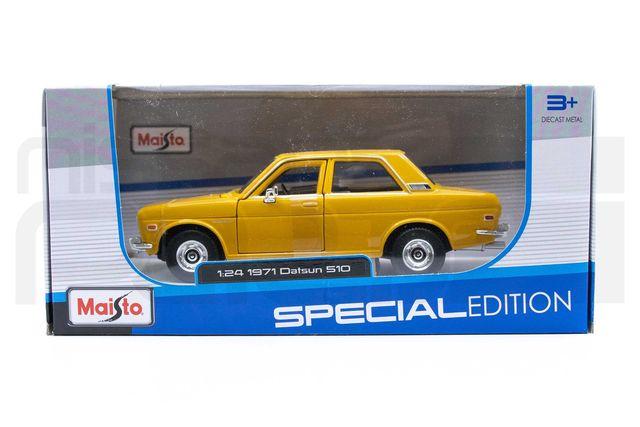 1971 DATSUN 510 DIECAST 1:24 - Custom (51741)