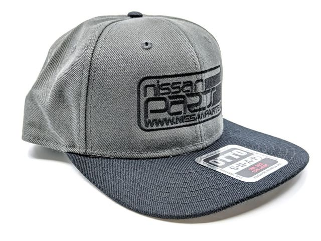 NISSANPARTS OTTO WOOL BLEND SNAPBACK HAT - Custom (NPHAT12)