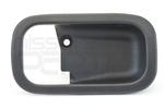 S14 240SX INTERIOR DOOR HANDLE BEZEL (LH) - Nissan (80683-65F00)