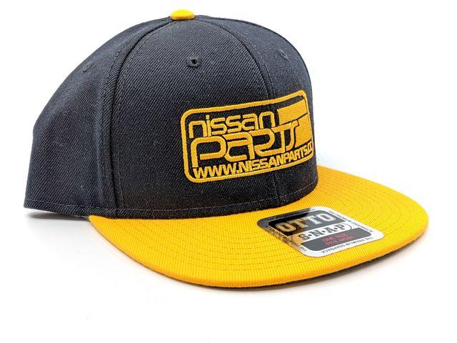NISSANPARTS OTTO WOOL BLEND SNAPBACK HAT - Custom (NPHAT2)