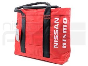 NISSAN NISMO RED TOTE BAG - Nissan (M-KWA40-60G00)