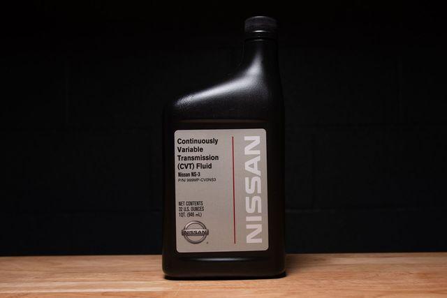 Ns-3 Cvt Fluid - 1 Qt - Nissan (999MP-CV0NS3)