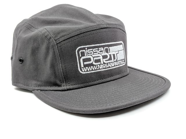 NISSANPARTS OTTO COTTON 5-PANEL HAT - Custom (NPHAT8)
