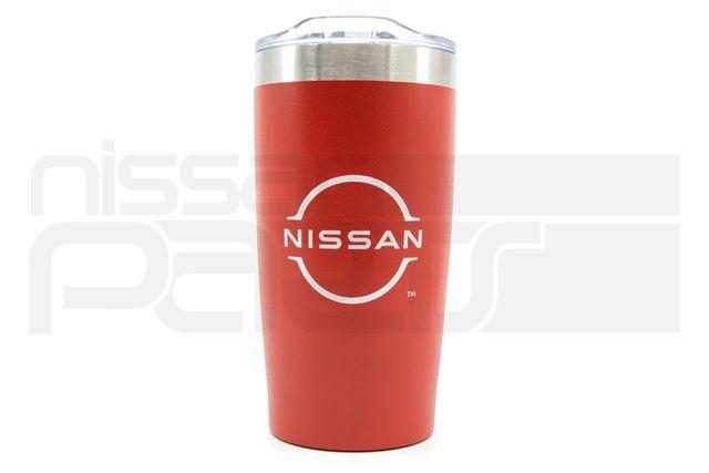 NISSAN 20oz STAINLESS STEEL TUMBLER - Nissan (NIS12010100)