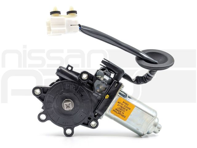 Details about  /Genuine Nissan Window Motor 80731-CD00A