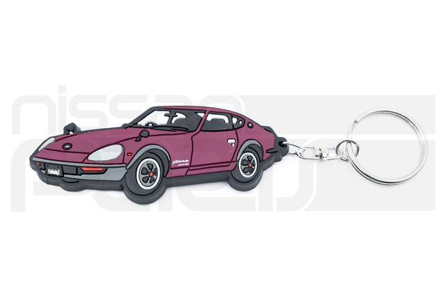 FAIRLADY Z SILICONE KEYCHAIN (*special*) - Nissan (M-KWA11-11L10)