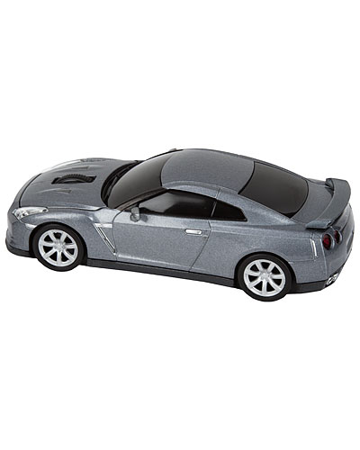 NISSAN GT-R MOUSE - GRAY - Nissan (NIS20001200)