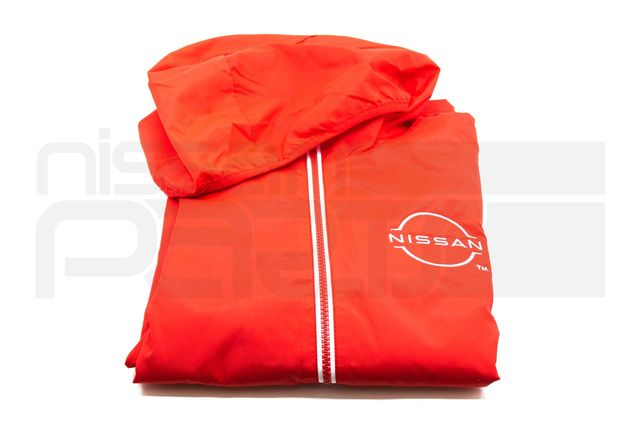 RED SOFTSHELL JACKET (WOMENS)(SPECIAL) - Nissan (NIS07007500)