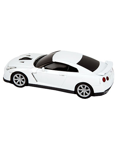 NISSAN GT-R MOUSE - WHITE - Nissan (NIS20001300)